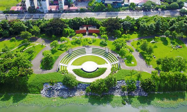Đến năm 2025, TPHCM tăng 150ha đất công viên cây xanh